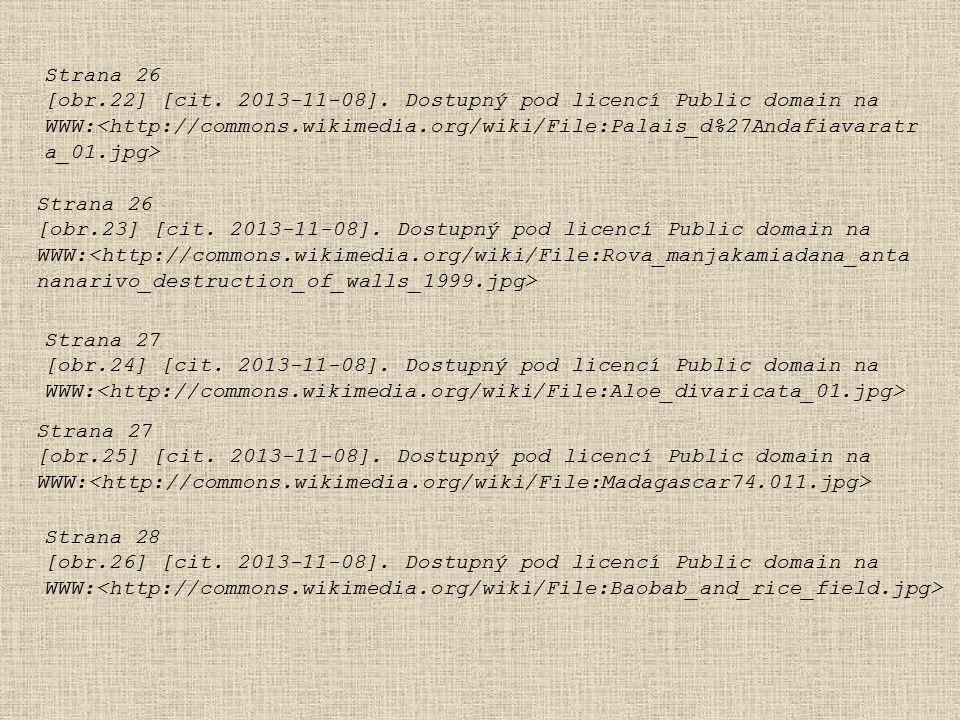 Strana 26 [obr.22] [cit. 2013-11-08]. Dostupný pod licencí Public domain na.